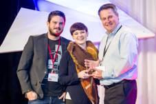 JohnFullerton-award